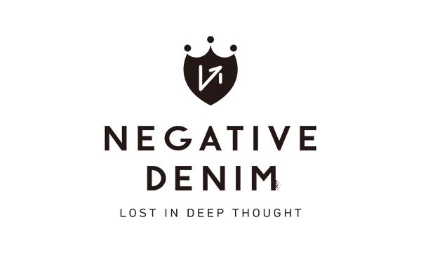 NEGATIVE DENIM